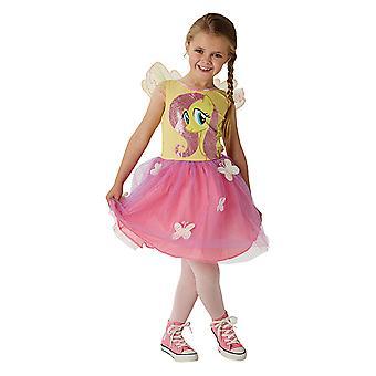 MLP Fluttershy dress dress costume for kids My little pony
