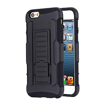Stuff Certified ® iPhone 8 Future Armor Hard Case Cover Cas Case Black