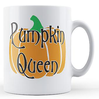 Pumpkin Queen - Printed Mug