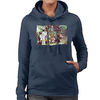 TV Times Rolling Stones Festival Women's Hooded Sweatshirt