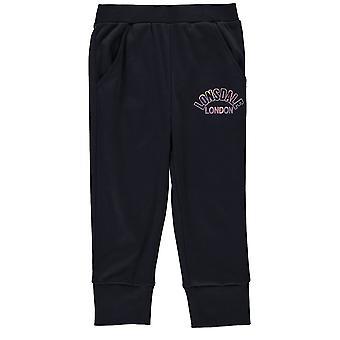 Lonsdale niños niñas tres cuartos pantalones Junior tres cuartos corriendo fondos