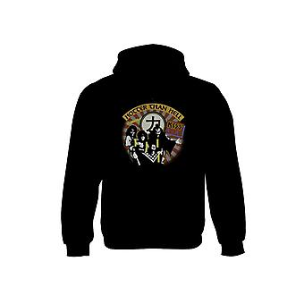 Kiss - Hotter Than Hell Hoodie