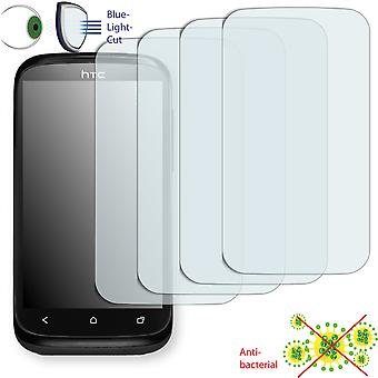 HTC desire X screen protector - Disagu ClearScreen protector (miniature sheet)