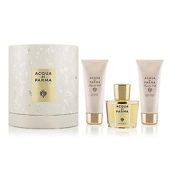 Acqua Di Parma Magnolia Nobile 3-piece Gift Set New In Box