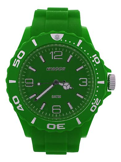 Waooh - Montre MC42 Bracelet Silicone 42mm