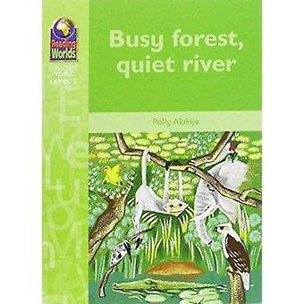 Busy Forest - Quiet River by Polly Alakija - 9780333955895 Book