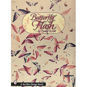 Schmetterling-Flash von Spider Webb - 9780764315053 Buch