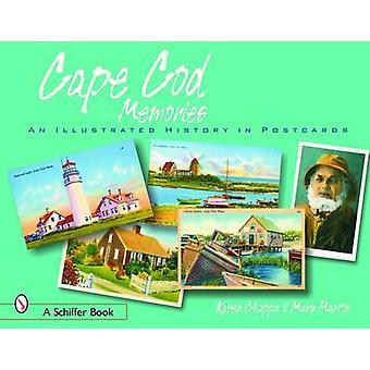 Recuerdos de Cape Cod - una historia ilustrada en postales por Karen Chopp