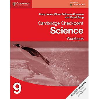 Cambridge Checkpoint Science Workbook 9 by Mary Jones - Diane Fellowe