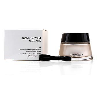 Giorgio Armani Crema Nuda Supreme Glow Reviving Tinted Cream - # 4.5 Universal Glow - 50ml/1.69oz