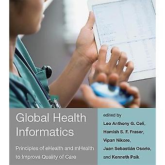 Global helse informatikk - prinsipper for eHelse og mHealth å Impro