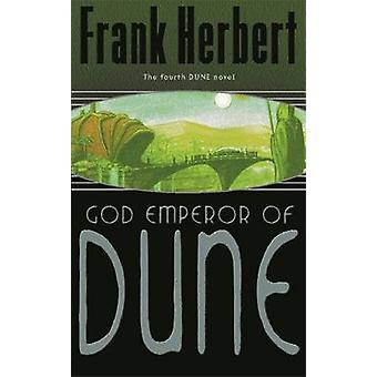 God Emperor of Dune by Frank Herbert - 9780575075061 Book