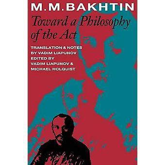 Eine Philosophie des Gesetzes von M. M. Bachtin - Vadim Liapunov - Mi