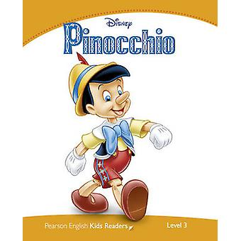 Level 3 - Pinocchio by M. Williams - 9781408288610 Book
