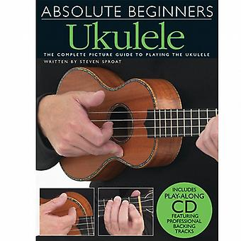 Absolute Beginners Ukulele 1 Book & CD