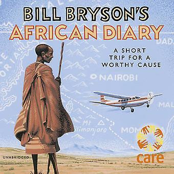 Bill Brysons journal africain par Bill Bryson & Bill Bryson