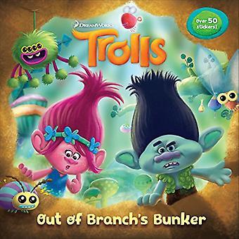 Trolls Deluxe Pictureback with Stickers (DreamWorks Trolls) (Pictureback Books)