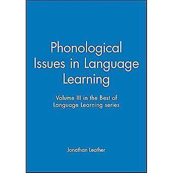 Phonological, Vol. 3