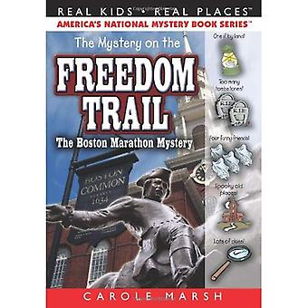 The Mystery at the Boston Marathon (Real Kids, Real Places)