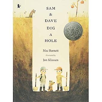 Sam et Dave creusent un trou