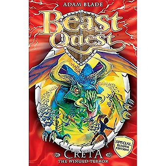 Creta the Winged Terror (Beast Quest) [Special Edition]