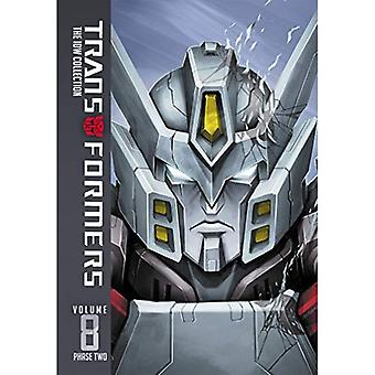 Transformers: IDW Collection� Phase Two Volume 8 (Transformers)