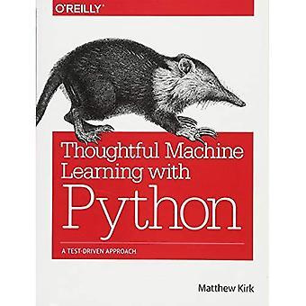 Doordachte machinaal leren met Python: een Test-Driven aanpak