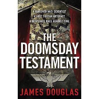 O testamento de Doomsday por James Douglas