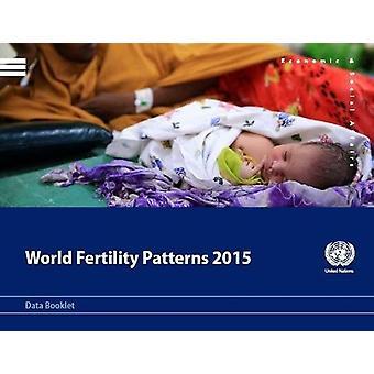 世界不妊パターン 2015 - 国連専攻によってデータ小冊子