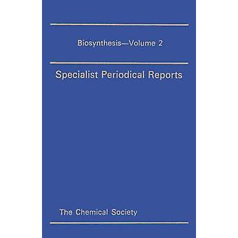 Biosyntes volym 2 av Geissman & T A