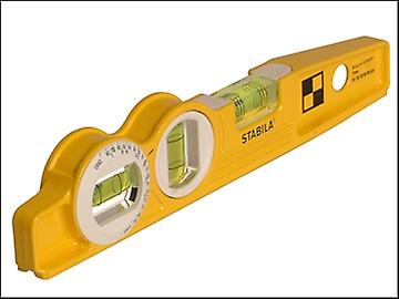Stabila 81 SV REM W45 Rare Earth Magnetic Torpedo Level 25cm Fixed