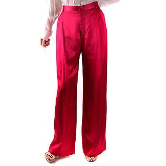 Givenchy Fuchsia Viscose Pants