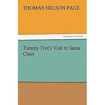 Tommy trabt Besuch in Santa Claus durch Seite & Thomas Nelson