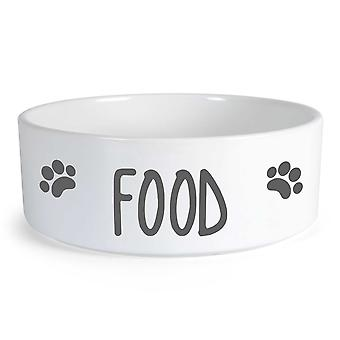 Food Small Ceramic Dog Bowl
