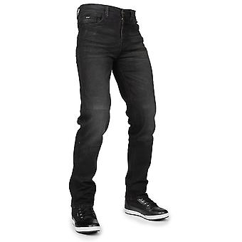 Bull-It Black Tactical SP75 Straight - Long Motorcycle Jeans