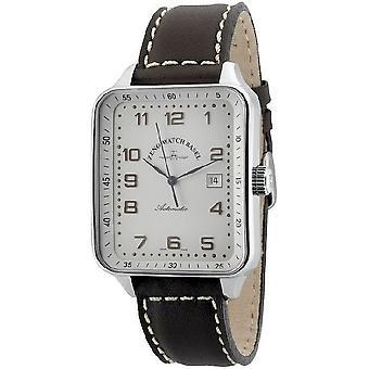 Zeno-watch mens watch SQ retro automatic 124-f2