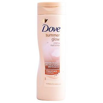 Dove Summer Glow Nourishing Lotion #Normal To Dark Skin 250 ml