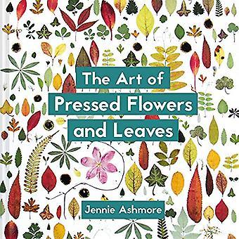 Kunst der gepressten Blumen und Blätter: Zeitgenössische Techniken und Designs