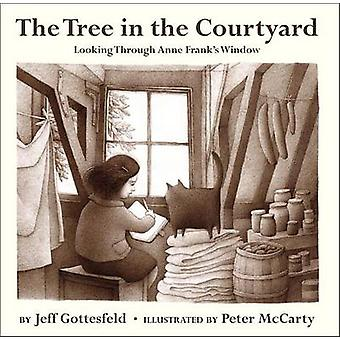 The Tree in the Courtyard - Looking Through Anne Frank's Window by Jef