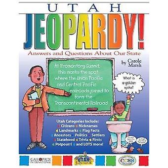 Utah Jeopardy! by Carole Marsh - 9780793398133 Book