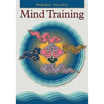 Mind Training by Ringu Tulku - 9781559392785 Book
