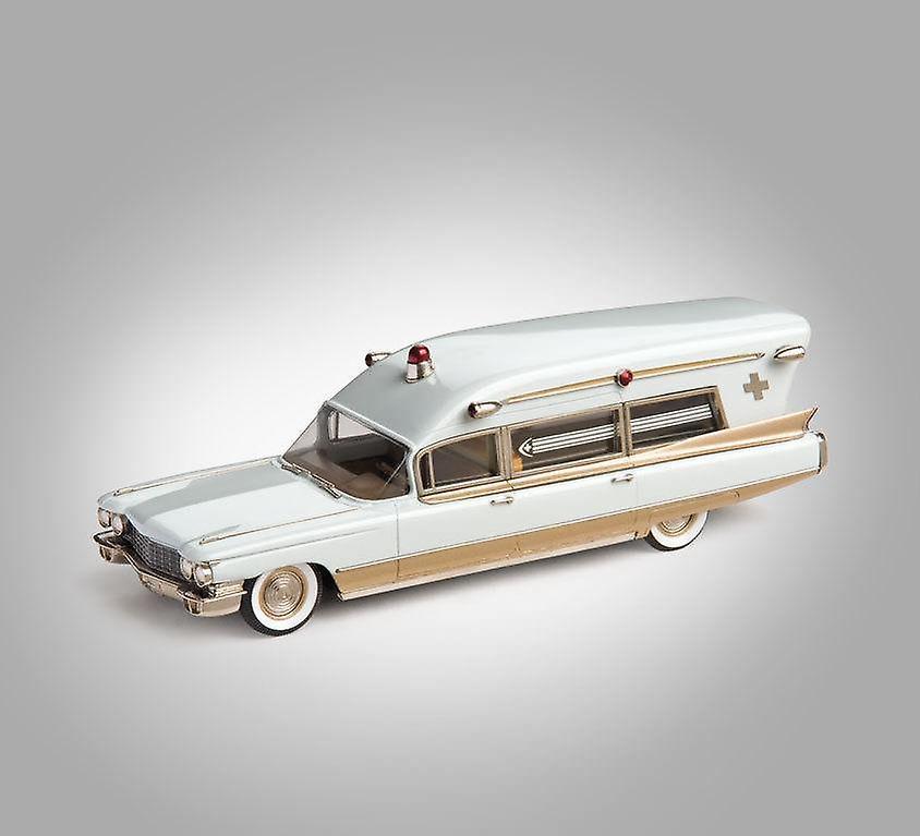 Brooklin Csv16-1960 Miller – ambulance de gardien de Cadillac de météore