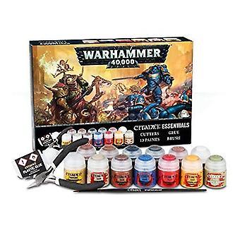 Jeux atelier-Warhammer 40 000-Citadel Essentials Set