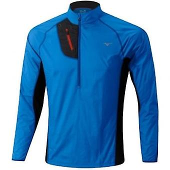 Breath Thermo Hyper Wind Top blau/schwarz Herren