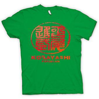 男装 t 恤-小林瓷都 — — 不寻常的嫌疑人-电影