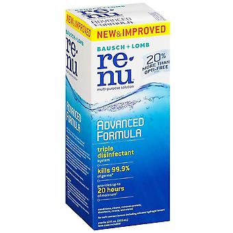 Renu advanced multi-purpose solution, 12 oz