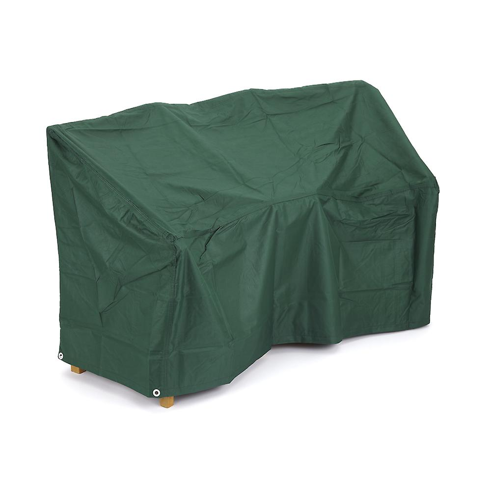 Trueshopping Garden Weather Cover for Curved Companion / Love Seat Bench