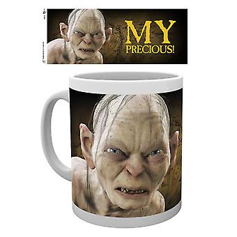 Lord of the Rings Gollum Boxed Drinking Mug