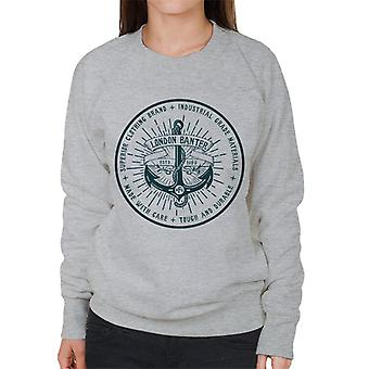 London Banter Anchor Logo Women's Sweatshirt
