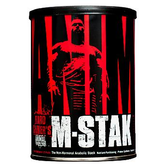Animal M-Stak Hard Gainers Nutrient Partioning Supplement